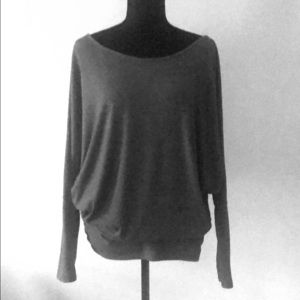 Lucy Grey Top